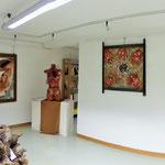"""Rivergaro: Mostra spazio permanente """"Percorsi diversi"""" del  Centro di Lettura   Alessandro Testuggine """"Proprietà Privata, tutto può essere arte""""   dal 13  al 26 gennaio 2018"""