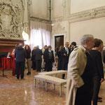 NUOVI DIALOGHI  nella cornice di Palazzo Morando sede del Circolo Unificato Militare  presentano la mostra  DOMUS CCXVIII