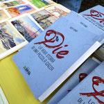 Susy Renzi a Cerignale con due novità ... cartoline e il suo ultimo libro.