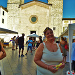 Gli Artigiani di ArTre a  Bobbio  14 agosto 2019