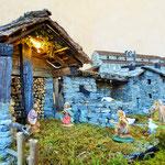 Fausto e Isabella  -  Miniature in scala