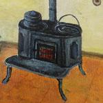 """Rivergaro: Mostra spazio permanente """"Percorsi diversi"""" del  Centro di Lettura     Mostra di Mario Gelosa  dal 17 febbraio al 9 marzo"""