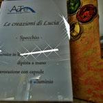 """Bobbio, Lucia Bongiorni """"SPECCHIO"""" ospite di Pizza del Monastero - Piazza San Francesco 21"""