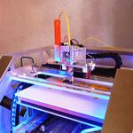 16 dicembre 2017 presso la biblioteca Via Bonistalli 7 Rivergaro  primo Workshop sull'esperienza di un FAB LAB. stampante 3D