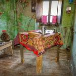 la casa dello gnomo Vitturin - Lisore di Cerignale (PC)
