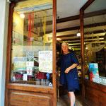 """Cesare Sartori """"PONTEGOBBO"""" ospite dell'Antica Forneria Bobbiese - Contrada di Porta Nova 4"""