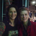 Maya Hakvoort und Kristel Demaere