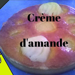 Crème d'amandes