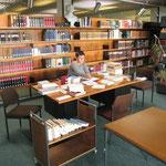 Гердер институт в Марбурге на Лане рабочее помещение для исследователей