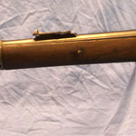 "Enfield Martini Henry, ""converted by C.G. Bonehill of Birmingham for the society of miniature rifle clubs"". VERKOCHT"