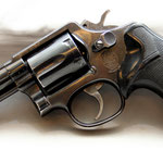 Smith & Wesson 13-3, police. Cert. no. 16  € 450,-
