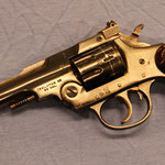 Iver Johnson Talisman 66. Cert.no. 14 € 400,-