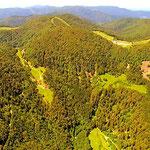 Le Gazon vert, Vosges, Alsace