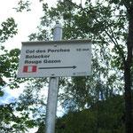 A 10 mn du col des Perches, Vosges, Alsace