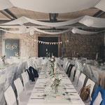 Hochzeitsfeier in der Papierscheune Homburg
