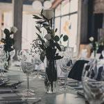 Hochzeitsfeier in der Papiermühle Homburg