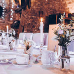 Hochzeitsfeier  im Weingut Leo Sauer in Eibelstadt