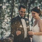 kreative Hochzeitsfotos im Hofgarten