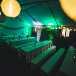 Hochzeitsfeier mit Party  in der Papierscheune Homburg
