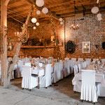 Romantische Hochzeit im Weingut Leo Sauer in Eibelstadt