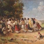 Theodor Aman: Hora in Aninoasa