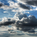 "HDR Fotografie "" Wolken"""
