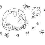 """Montag, 27.04.20, """"Ich rotiere und finde keinen Landeplatz! Es geht immer nur im Kreis."""""""