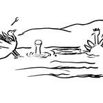 """Samstag, 04. April 2020, """"Oh, mein Gott!!! Warum wackelt das Wasser so? Ist das ein Erdbeben? Hilfe! Wir brauchen Hilfe, ganz schnell!!!"""""""