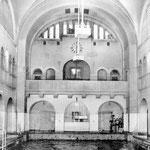 Die Halle in Betrieb, 1980er Jahre, @ Museum Pankow