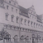 Das Stadtbad Prenzlauer Berg kurz nach der Eröffnung 1902. © Museum Pankow
