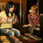 Mojan psychic reading with Taryn Manning