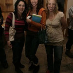 Mojan, Shannon Elizabeth & Tali Edut of The Astro Twins