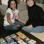 Mojan psychic reading with Annie Duke