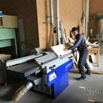 Stiegenbau für Feuerwehrhaus - Umbau