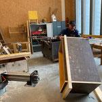 Forst-Werkzeugkiste für Steyr  6190 CVT konstruieren