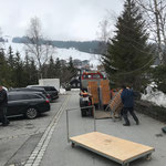 Material Abtransport