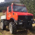 Forstarbeiten mit U1600