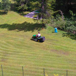 Rasenpflege Waldbad Lech