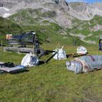 Projekt Türen: Ladeplatz am Seekopf