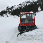 Snow Rabbit 3 auf der Ahornrunde, Stubenbach