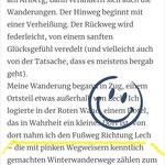 Lob freut immer! Autor Christian Seiler im Kurier/Freizeit: Ganzer Artikel: https://kurier.at/freizeit/gehen/christian-seilers-gehen-wahrscheinlich-kunst/400740975