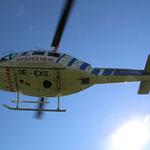 Projekt Türen: der Helikopter