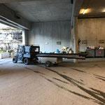 Loipenverbesserung Zugertal, Entwässerungsmaterial liefern
