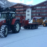 Skilifte Zürs Hüttenrücktransport