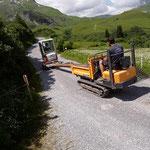 Sanierung Gitzibachweg und Brücke