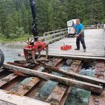 Sanierung Butzenbrücke