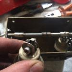 "Reparaturarbeiten Glockenspiel ""Rätselring"""