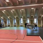 Rückbau sport.park.lech 2. Tennisplatz zur angestammten Benützung