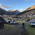 Wegsanierung Abzweigung Oberstubenbach