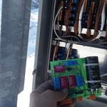 Zündgenerator tauschen Lawinenorgel Gams